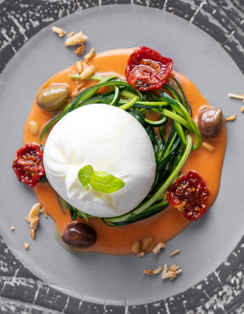 mozarella-dish